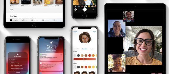 Protection des données améliorée pour le nouvel iOS 12