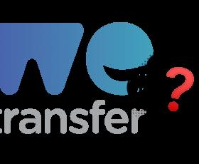 """<span class=""""fragederwoche"""">Frage der Woche:</span> Wie sicher ist die Datenübertragung mit WeTransfer?"""