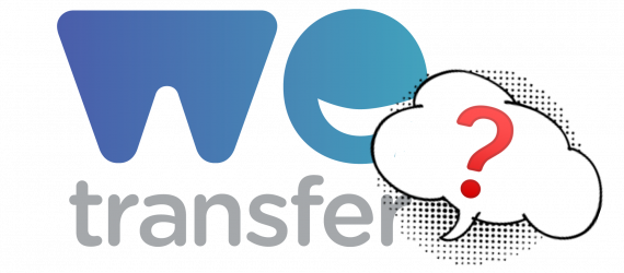 """<span class=""""fragederwoche"""">Question de la semaine :</span> Le transfert de données via WeTransfer est-il sécurisé ?"""