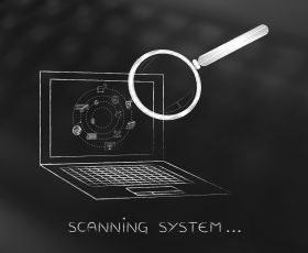 How often should I scan my PC for malware?