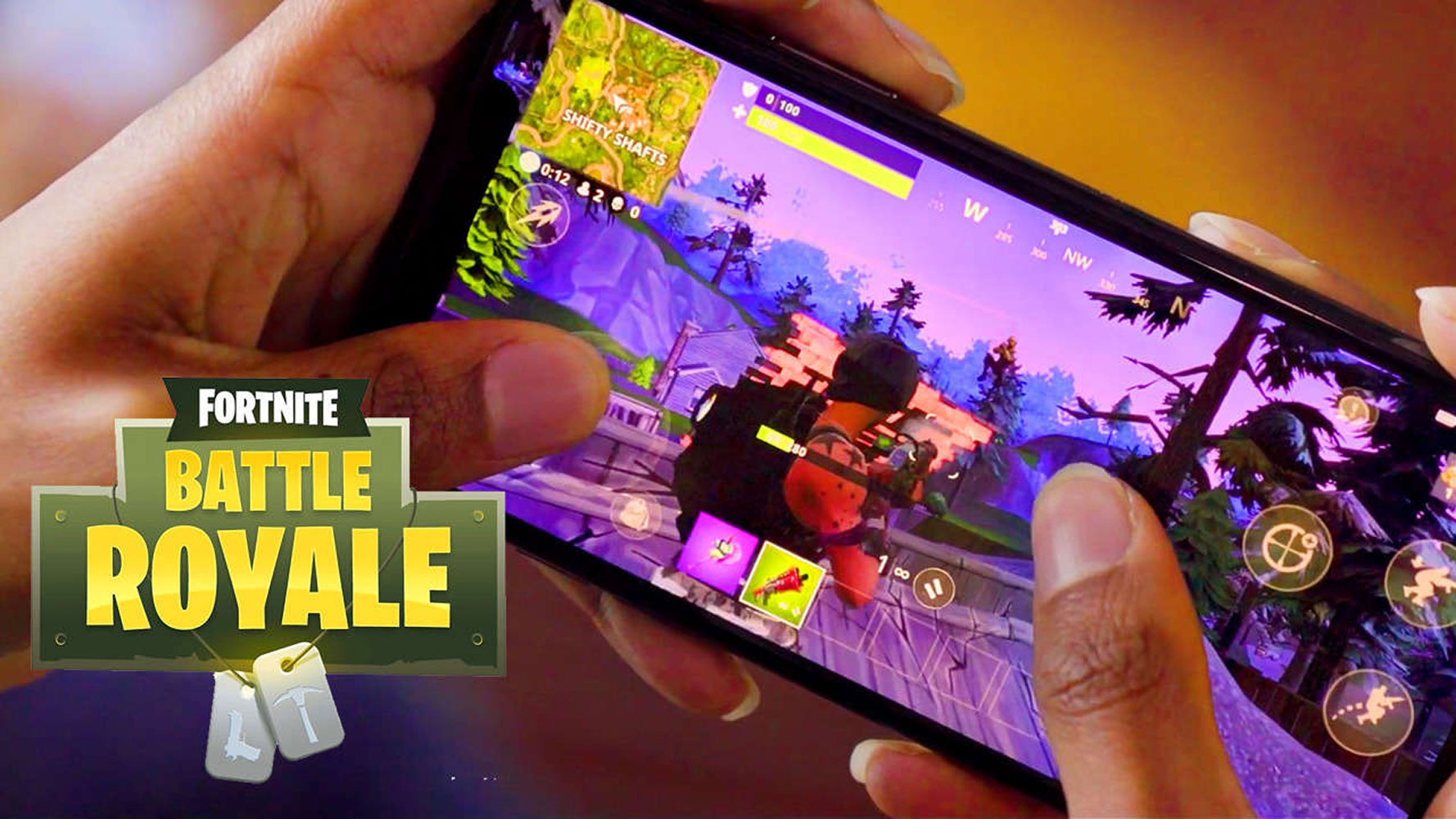 fortnite android download ita epic games