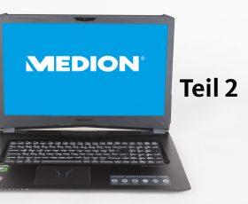 Ein Muss: Der Virenschutz für den Medion-Computer