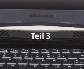 So sichern Sie Ihren neuen Medion-Computer perfekt ab (Teil 3)