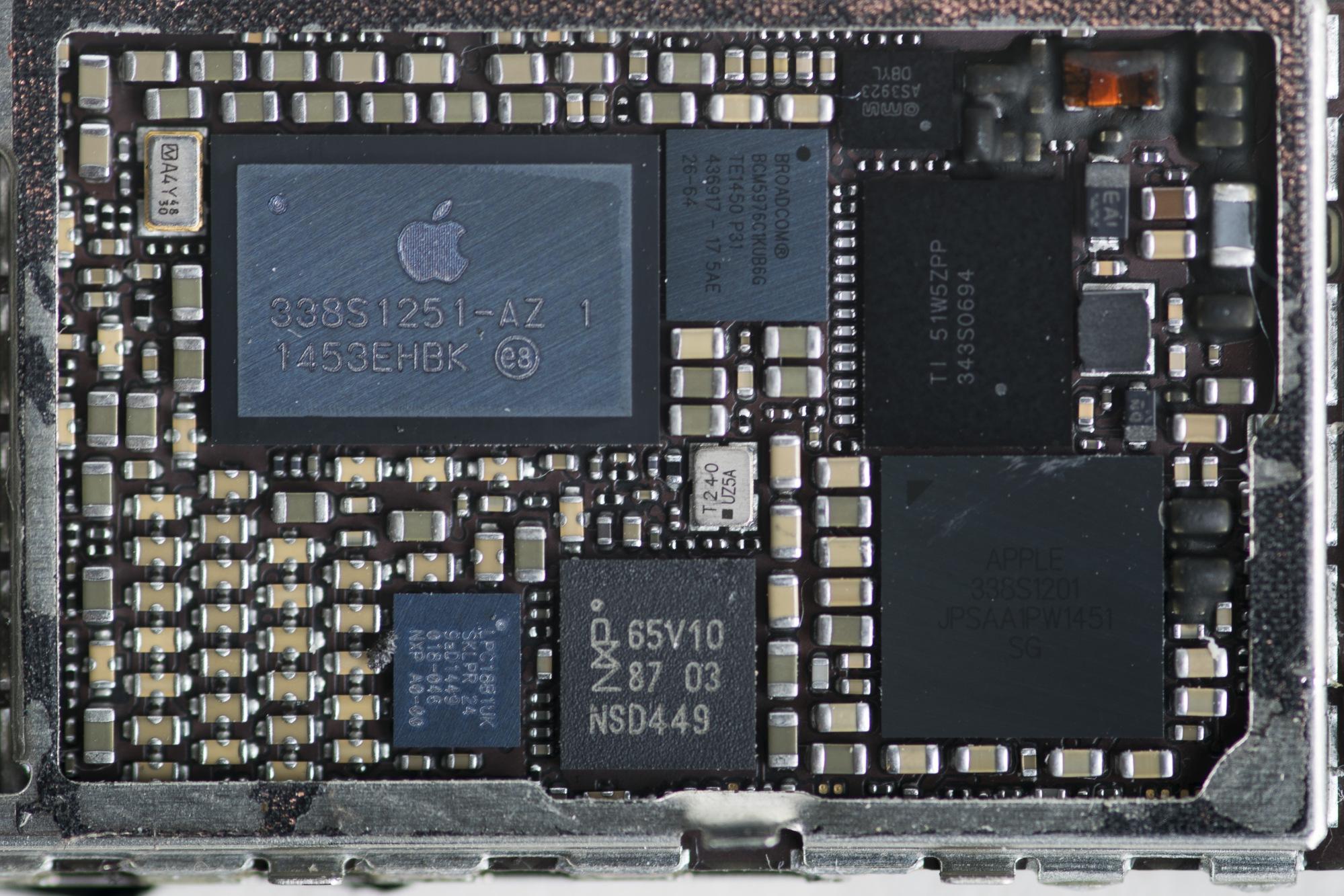 chip manufacturer