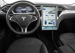 Tesla Model S: Gone in 2 seconds