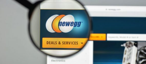 Newegg leaked credit card information for more than a month