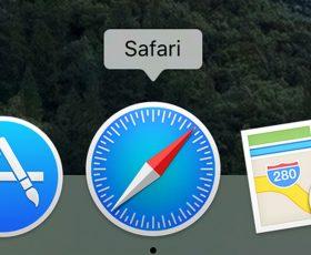 Safari: URL-Spoofing via Javascript