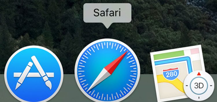 Safari: URL-Spoofing via Javascript