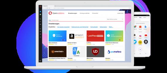 Les meilleures extensions de sécurité pour Opera