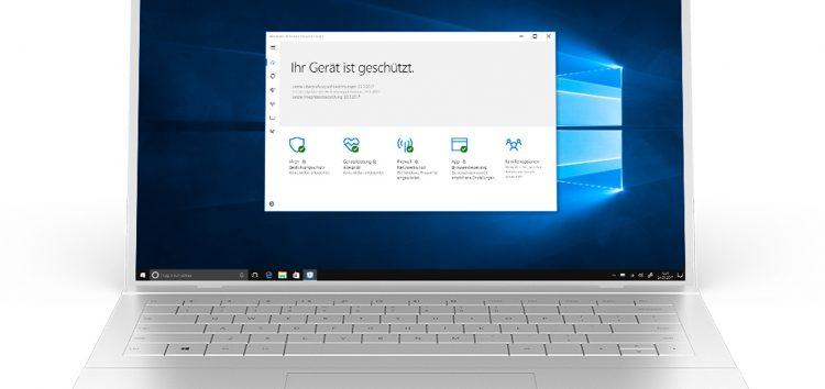 Windows Defender exclusions reek of malware