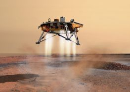 Watching a Mars landing may be less risky than online games
