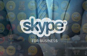 Sicherheitslücke: Emojis bringen Skype for Business zum Abstürzen