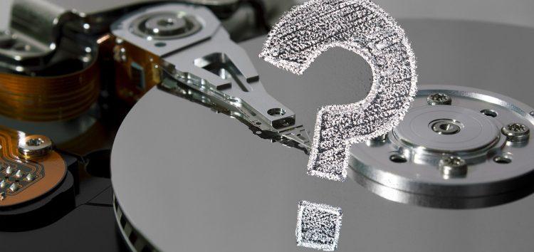 """Domanda della settimana: """"Come distruggere in modo sicuro i dati sui dischi rigidi?"""""""