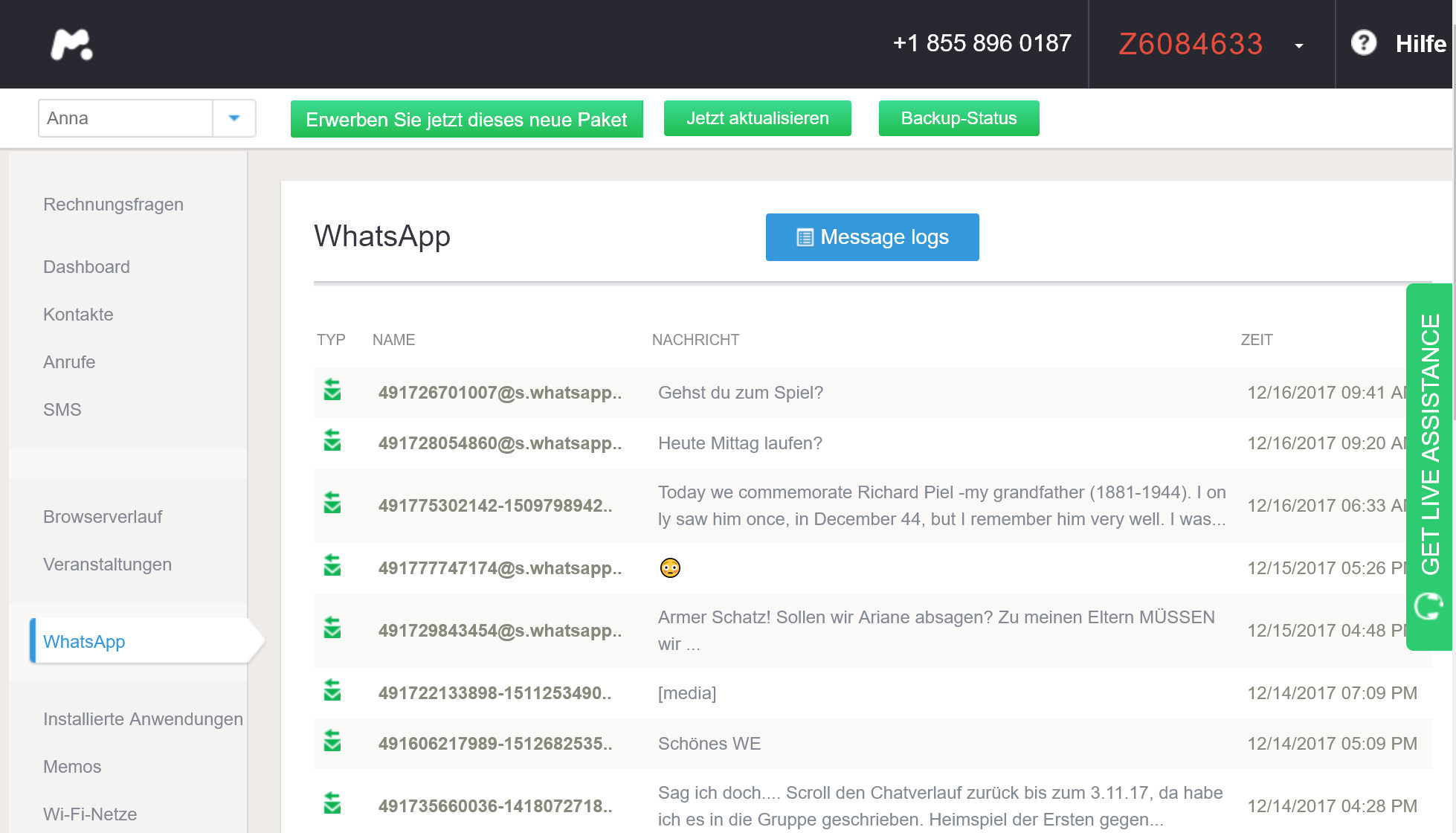 Watch out! It's this easy to spy on WhatsApp chats - Avira Blog