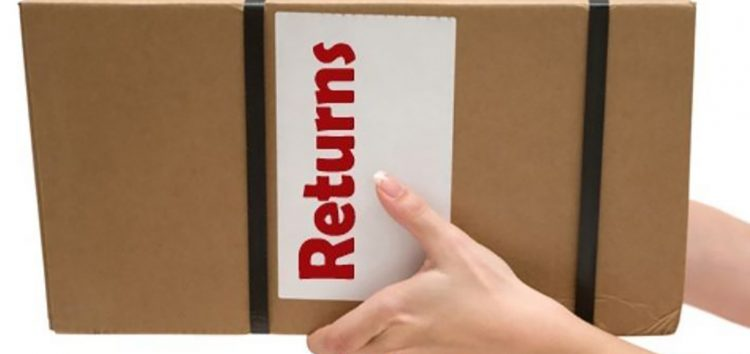 The 5 best returns tips for your online purchases