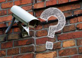"""<span class=""""fragederwoche"""">Frage der Woche:</span> Ist meine Überwachungskamera verboten?"""