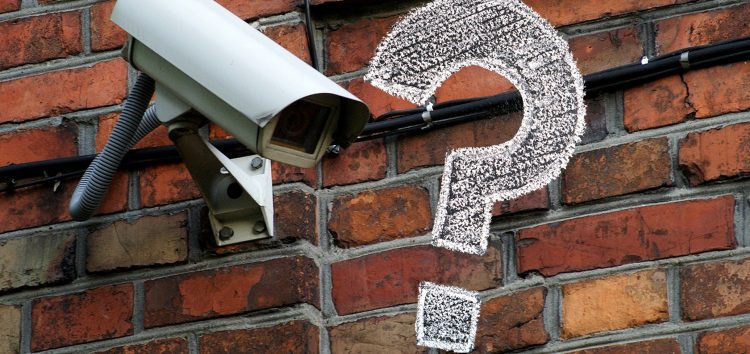 <span class=fragederwoche>Question of the week:</span> Is my surveillance camera banned?