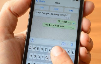 WhatsApp: Message forwarding cut down to 5 instances