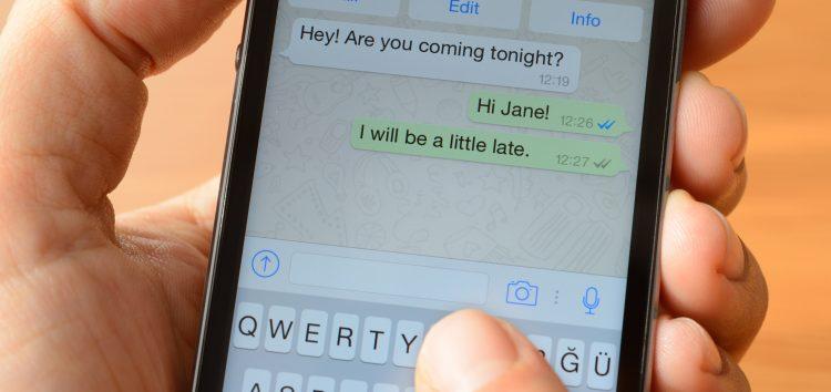 WhatsApp: Weiterleitungsmöglichkeit von 20 auf 5 Empfänger reduziert