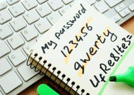 <span class=fragederwoche>Le jour des nouveaux mots de passe</span>La suite 789 ne protège pas une vie en ligne