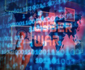 Ja, da draußen herrscht tatsächlich ein Cyber-Krieg