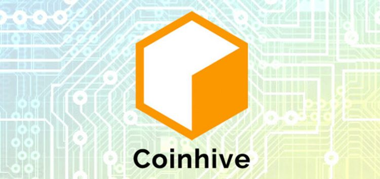 Coinhive cryptominer calls it quits