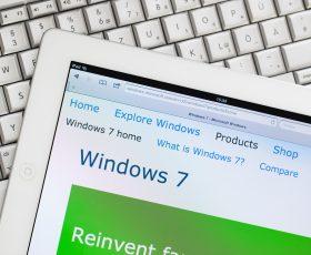 20 Prozent aller großen Unternehmen setzt immer noch auf Windows 7