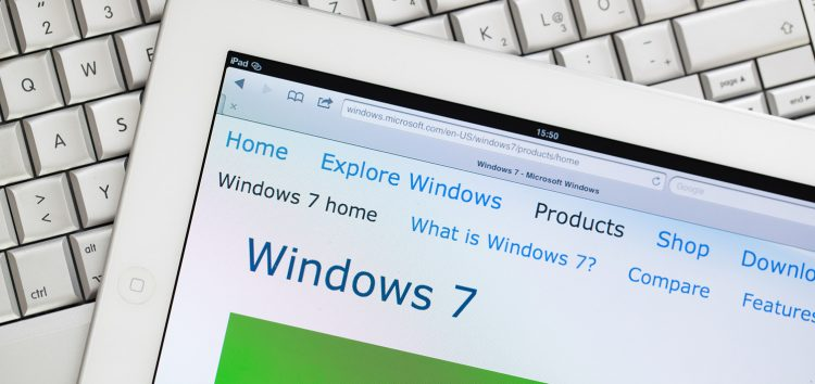5 things to do with a (soon to be) outdated Windows 7 device