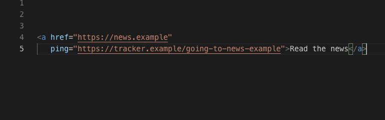 "<a href=""https://news.example"" ping=""https://tracker.example/going-to-news-example"">Read the news</a>"