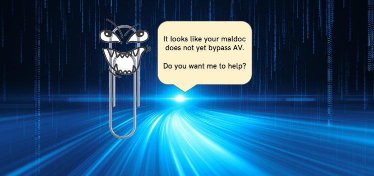 """""""Evil Clippy"""" hilft Sicherheits-Testern bei Makro-Erstellung"""