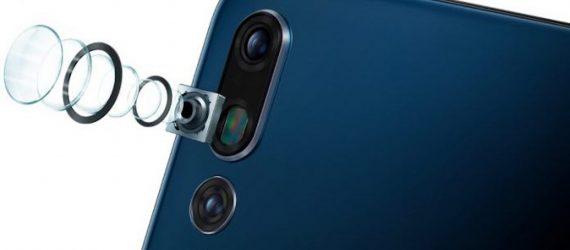 Huawei P30 Pro, come funziona la fotocamera