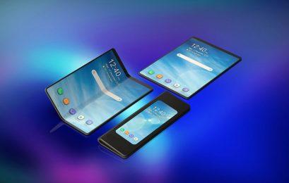 Smartphone pieghevoli, a che punto siamo