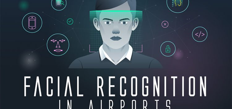 Opinion lines form over facial recognition at airports