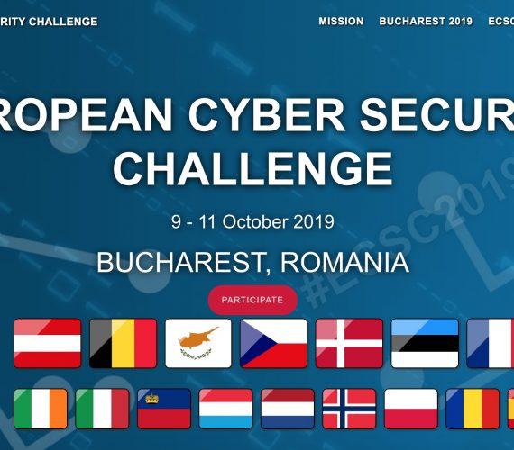 Cos'è la European Cyber Security Challenge