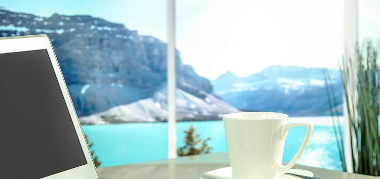 4 einfache Tipps: Sicher arbeiten von unterwegs