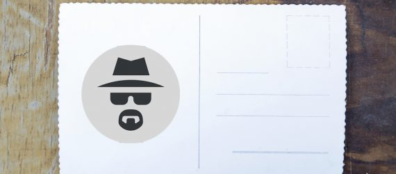 Postcards from the edge – and your (lack of) online privacy