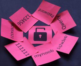 Admin ist NICHT das schlechteste Passwort der Welt