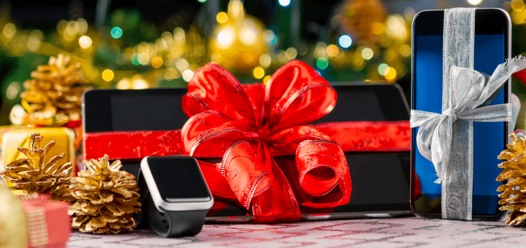 Not another Christmas jumper. You're better than that—choose from our awesome techy gift list