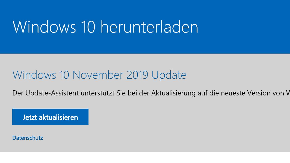 Der kostenlose Update-Assistent macht den Umstieg auf Windows 10 besonders einfach.